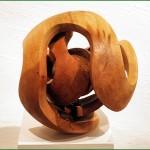 Jardin Secret, une sculpture d'Alain Favrod